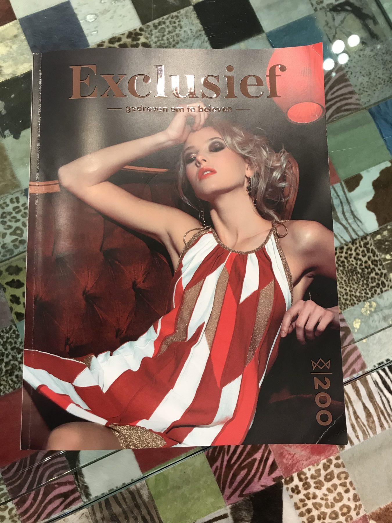 Styling voor Exclusief Magazine