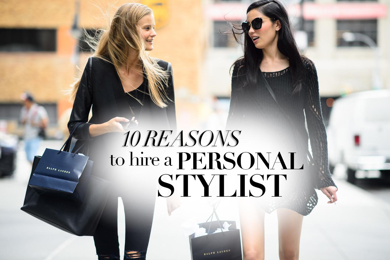 Waarom zou je een Personal Stylist inhuren?