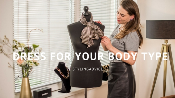 STYLING ADVICE BY BODY TYPE